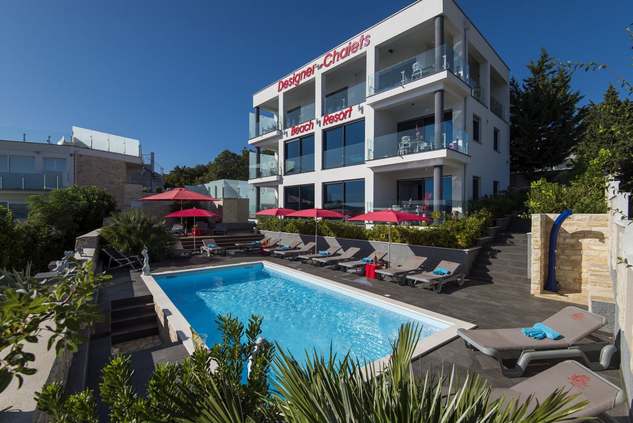 Design-Beachresort - Apartment Top 1