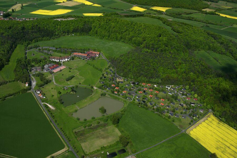 Ferienhaus- und Hotelanlage Hohenroda