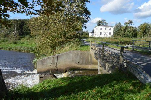 Wassermühle in Jyndevad/DK