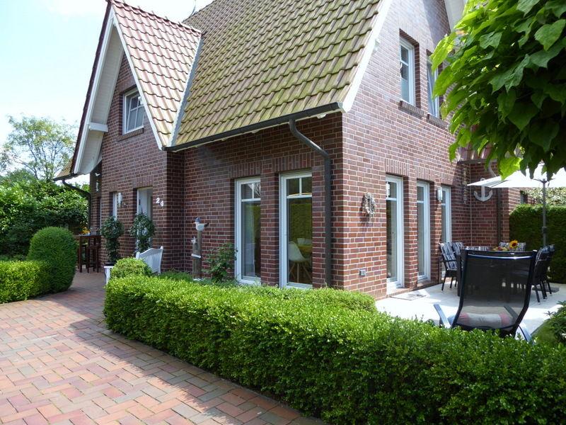 Haus Pier 24 in Nordseebad Dangast Niedersachsen Andrea