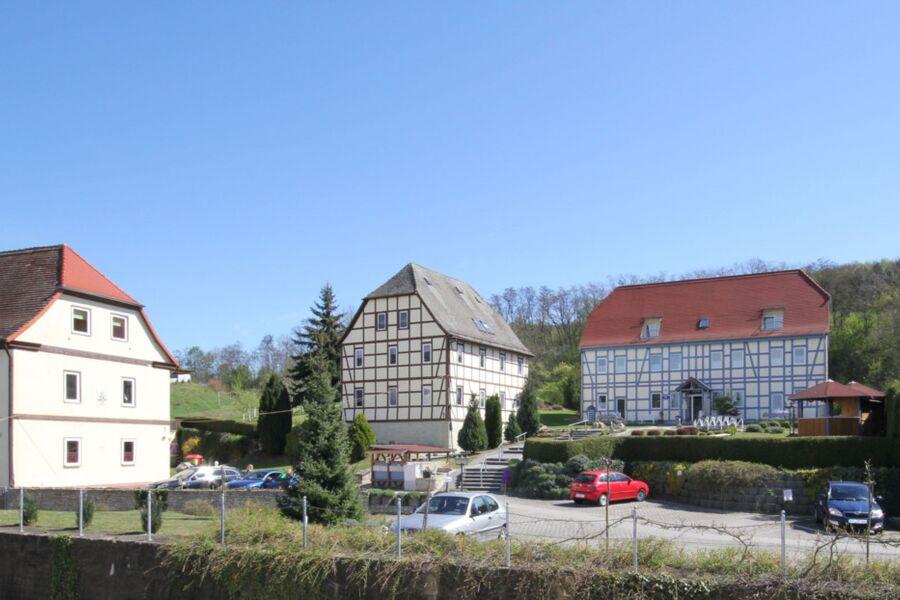 Feriendorf Slawitsch, Ferienwohnung Nostalgie