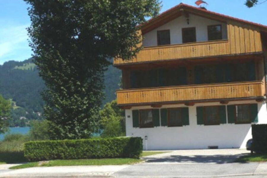 Ferienwohnung Seedomizil, Westseite, Bad Wiessee