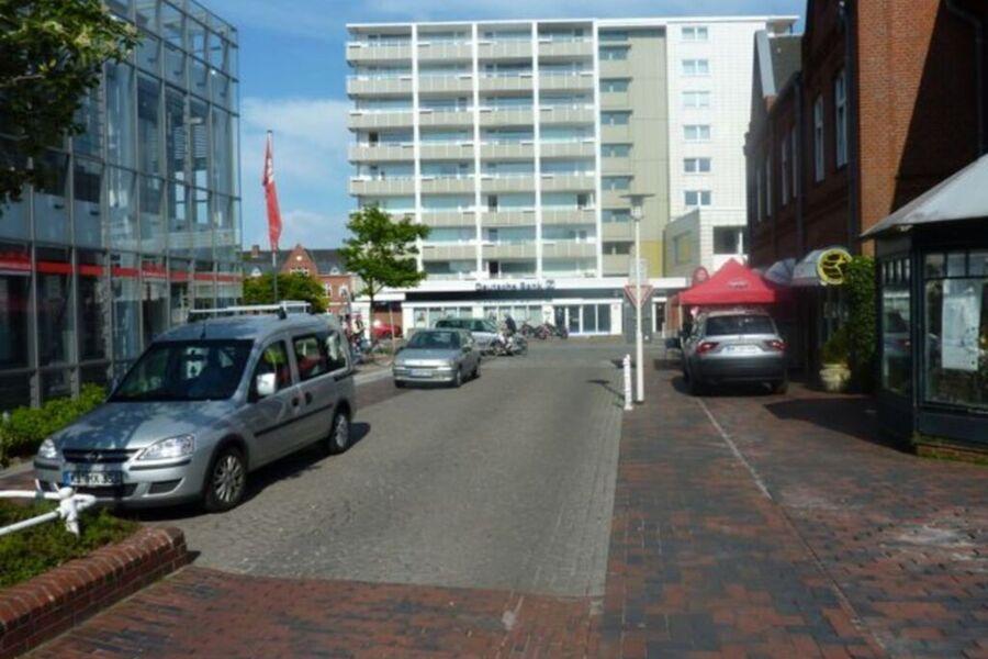 Blick von der Paulstraße