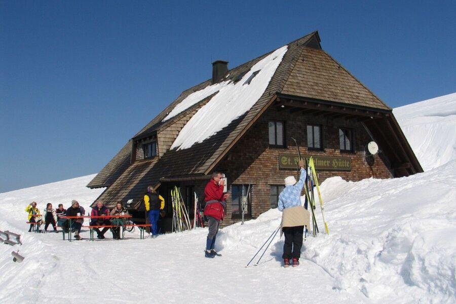 St. Wilhelmerhütte am Feldberg