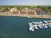Hafenhäuser Wiek, FeWo C12:  74m², 3Raum, 4Pers, Maison, Balk, Meerbl, WLan kH in Wiek auf Rügen - kleines Detailbild