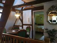 Streichwehr auf Burg Querfurt, Ferienwohnung 'groß' in Querfurt - kleines Detailbild