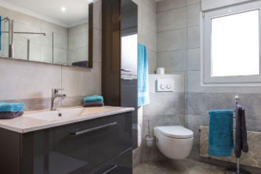 Badezimmer EG, Waschtisch