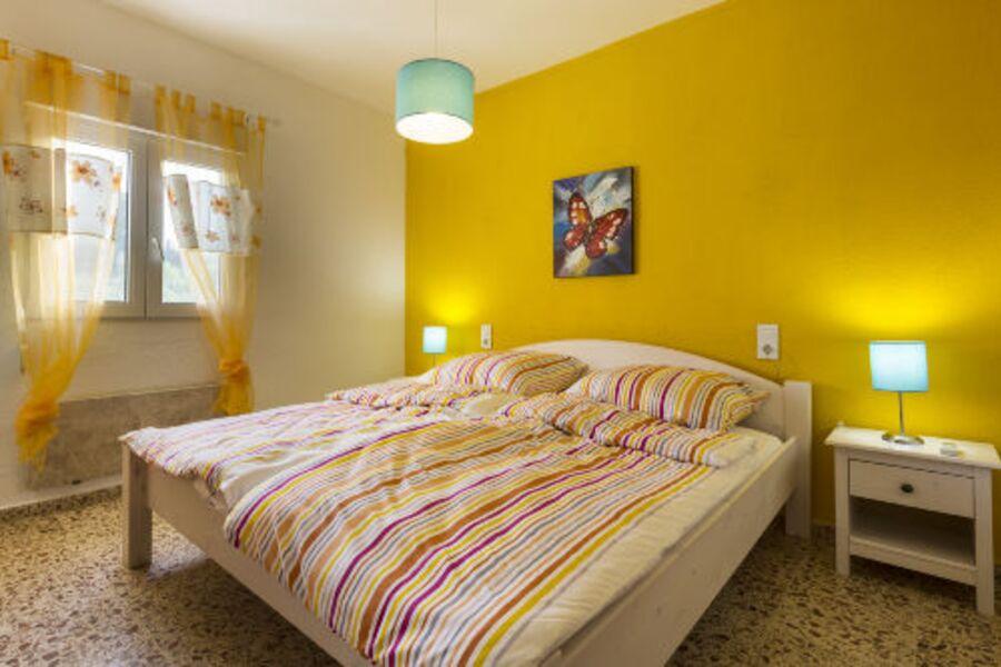 Schlafzimmer, Einbauschrank, Klima