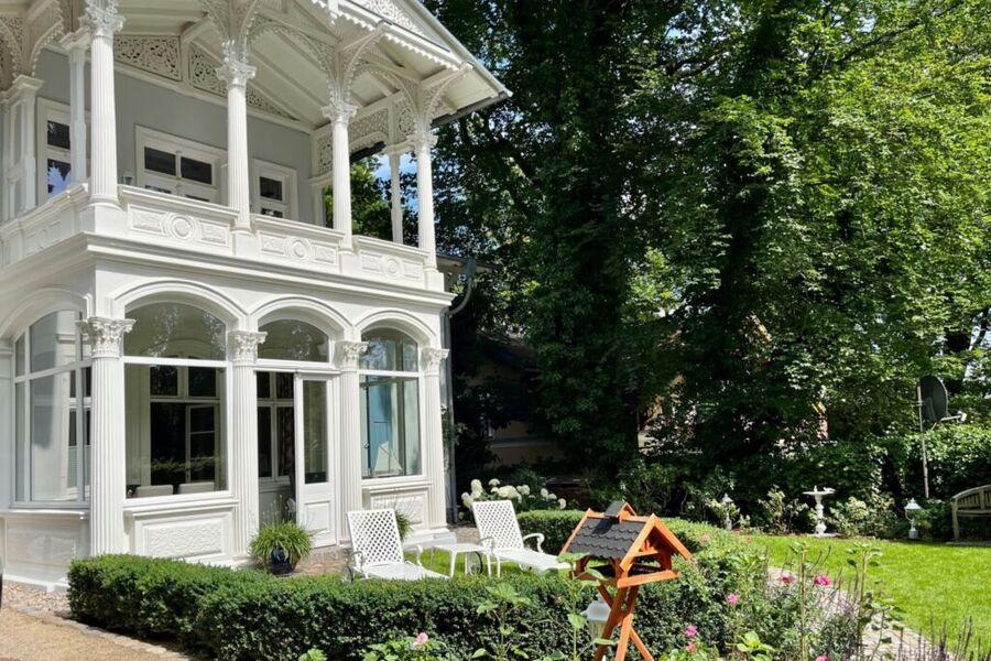 Villa Achterkerke, Fewo3 EG Süd