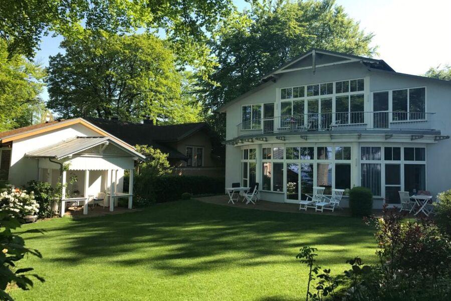 Villa Achterkerke, Fewo2 OG Meer