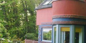 Willi Ohler Haus, Lotte Petersen Wohnung im 1.OG des Willi Ohler Hauses in Worpswede - kleines Detailbild