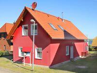 Ferienhaus Rotkehlchen, FeWo Andrea: 59m², 3-Raum, 6 Pers., Meerblick, Balkon in Gager - kleines Detailbild