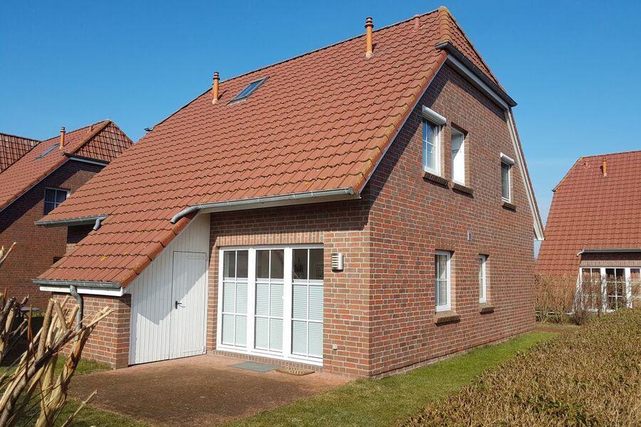 Nordsee-Traum, Terrasse in Südlage