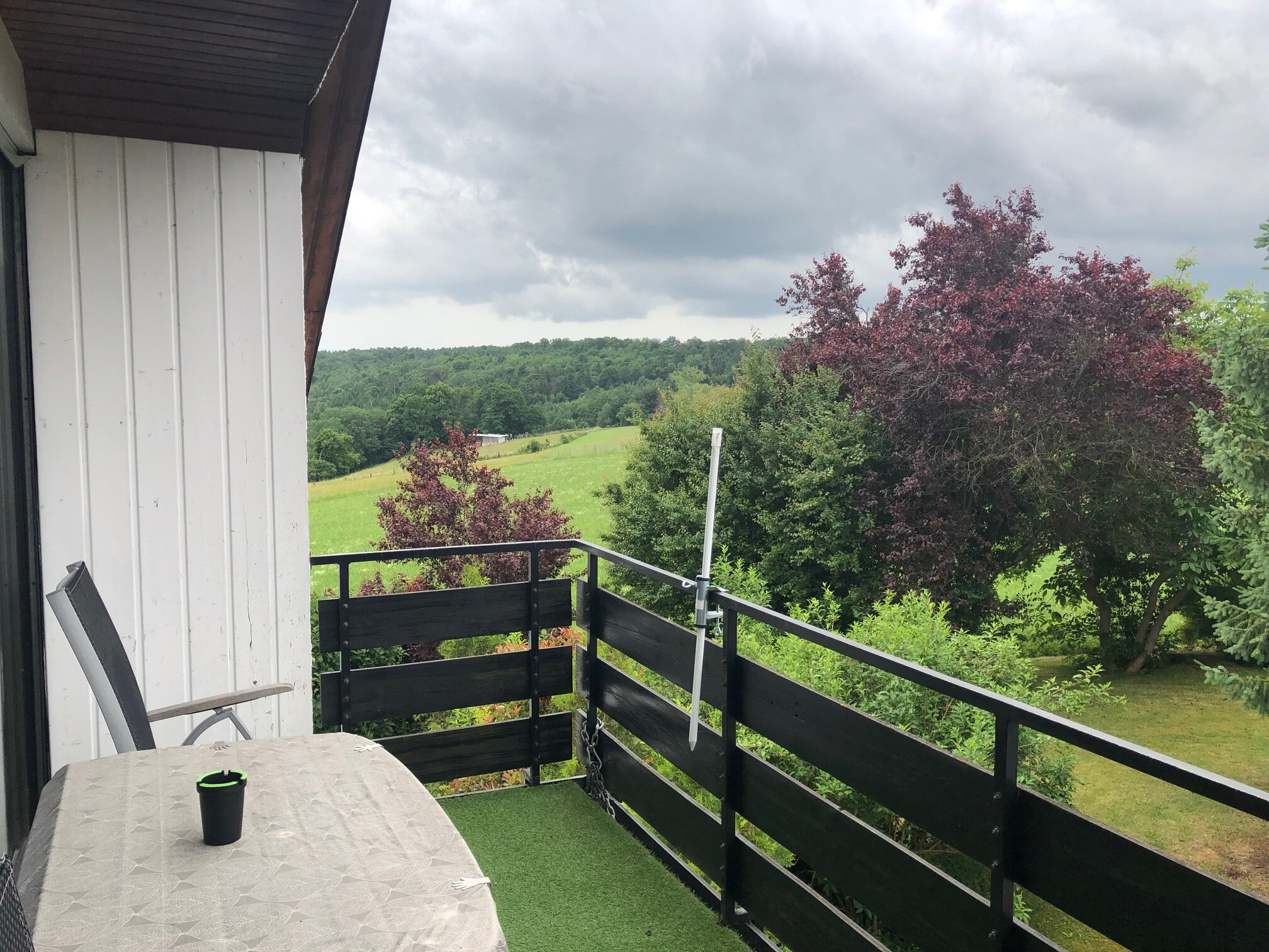 Schlafzimmer 2: mit 3 Einzelbetten