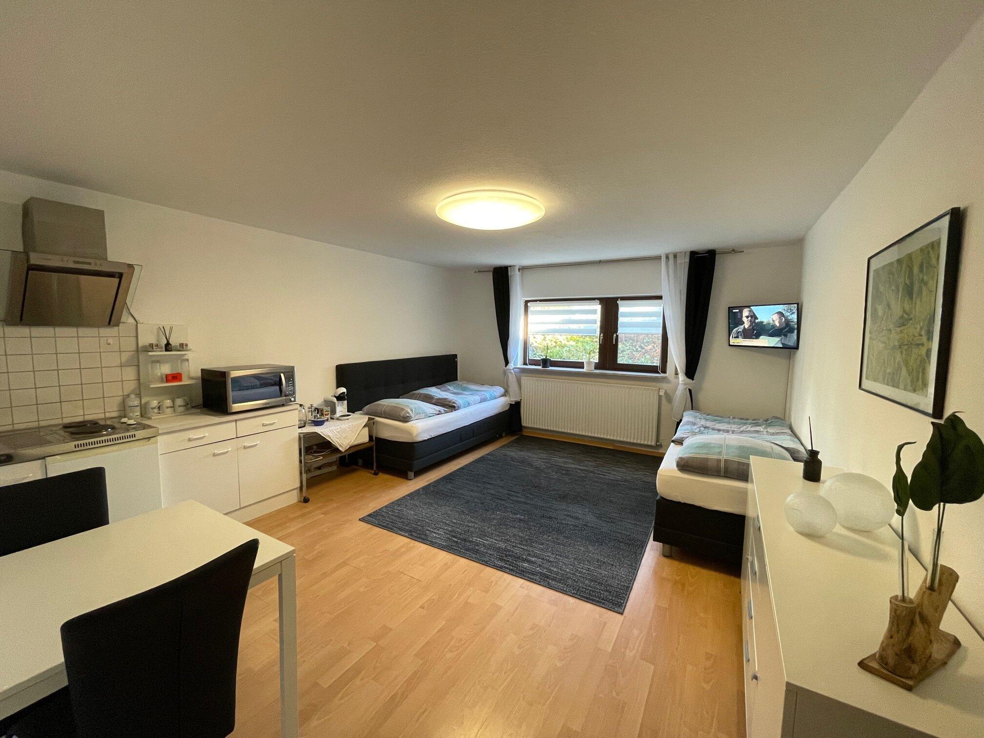 Kleine Ferienwohnung/ Wohnschlafraum
