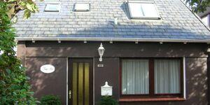 Haus Tana-Gat, Ferienwohnung (EG): Kü, SZ, WZ, Dusche, Terrasse in Helgoland - kleines Detailbild