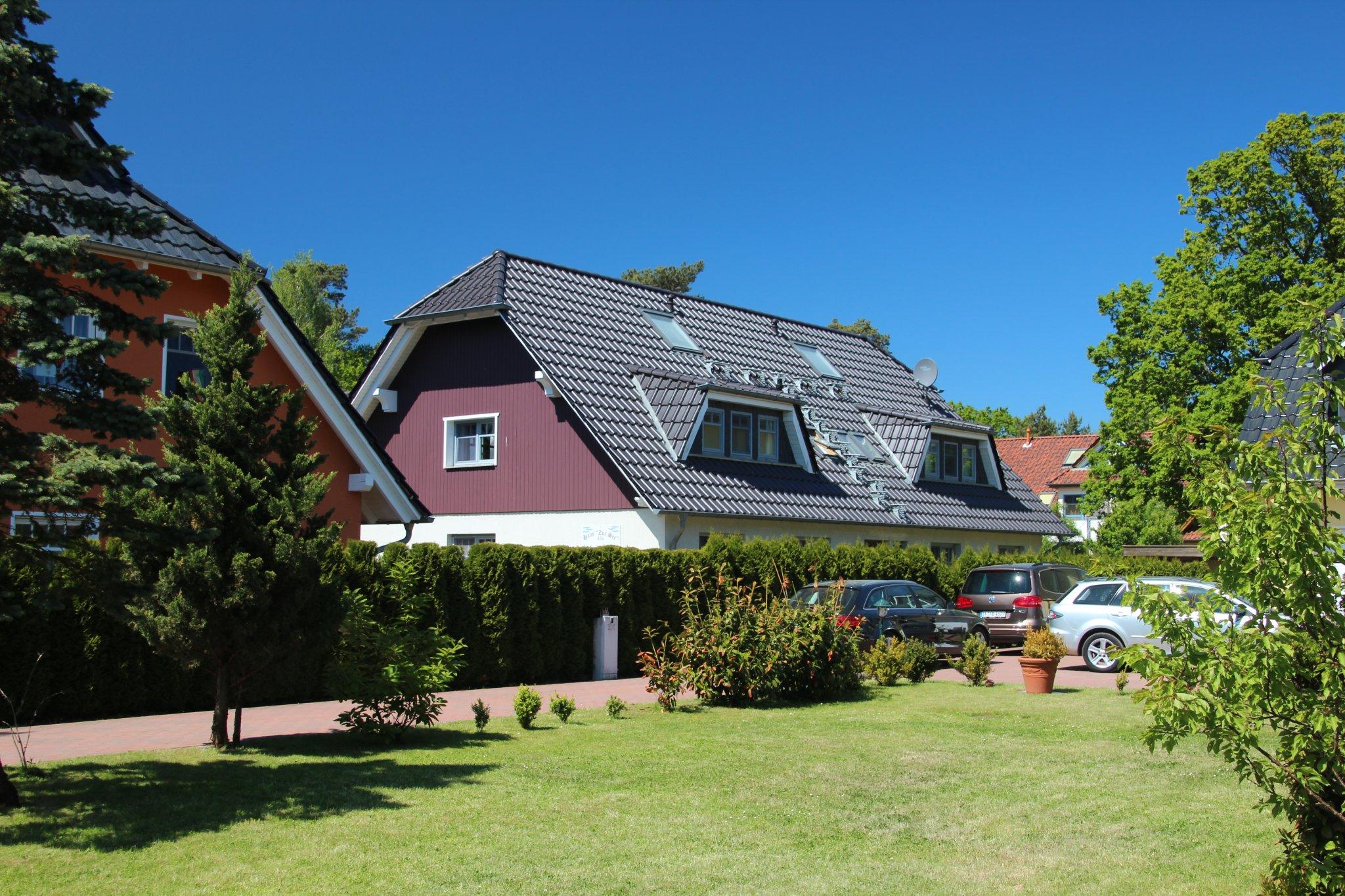 Haus zur See - Wohnung 1 - Gruzdz