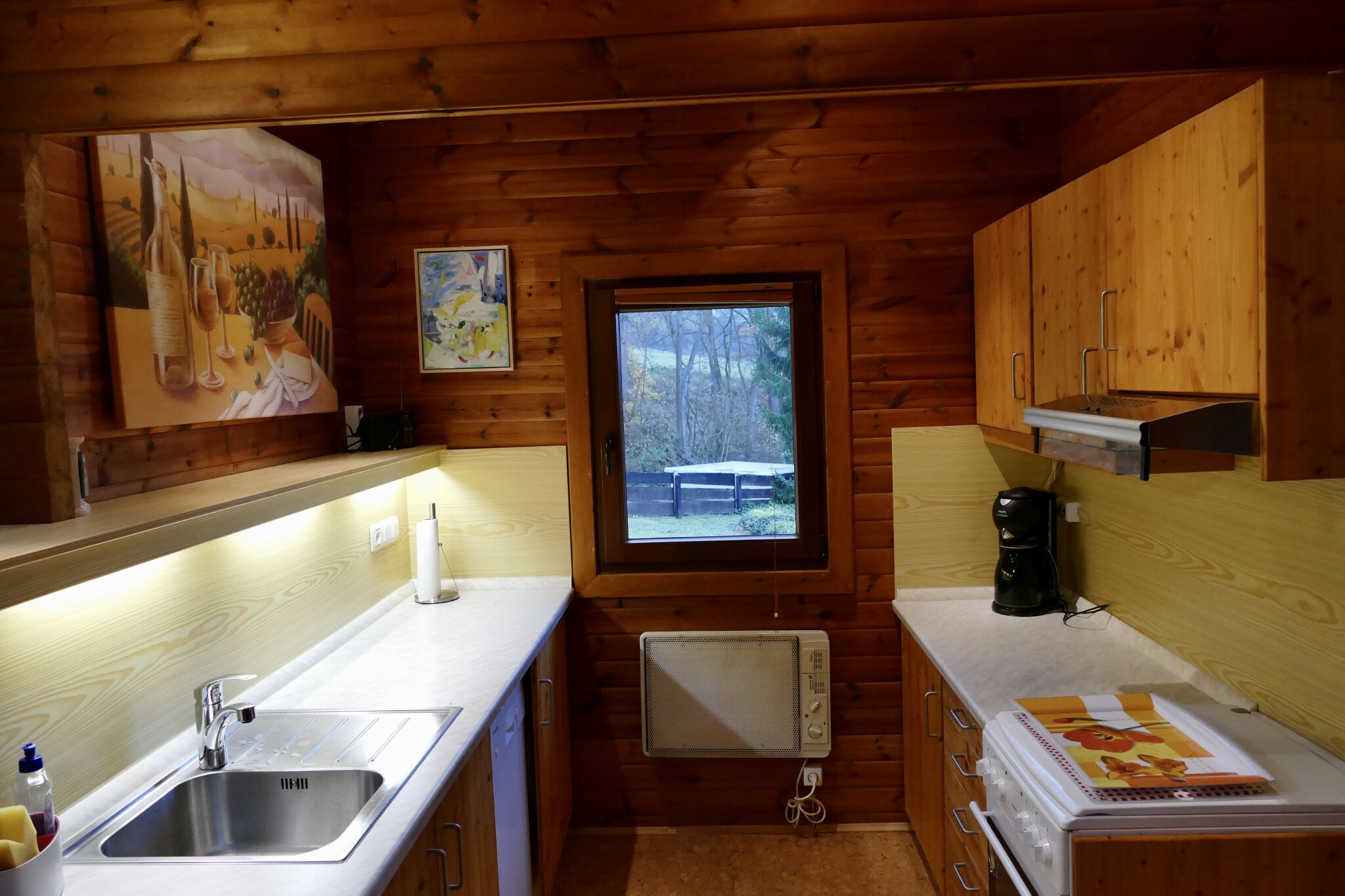 Unsere neue Küche (2010)