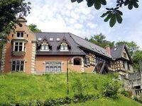 Palais am Prinzenberg in Meiningen - kleines Detailbild