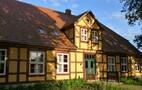 Gutshaus Neuendorf in Lütow - kleines Detailbild