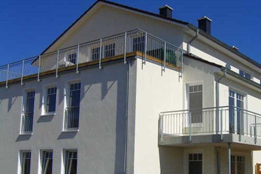 2 Zimmer App. Seestern, Balkon, nur 250 m zum Stra
