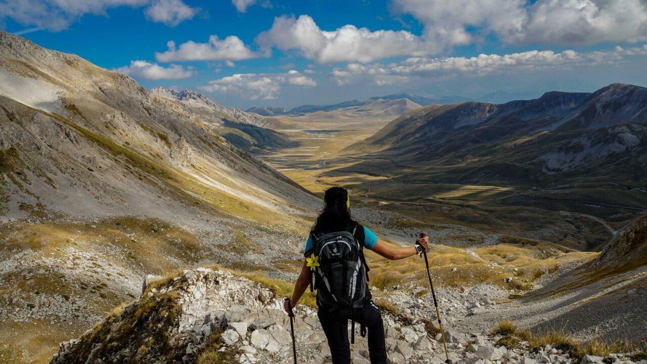 Unendliche Bergwelt Campo Imperatore