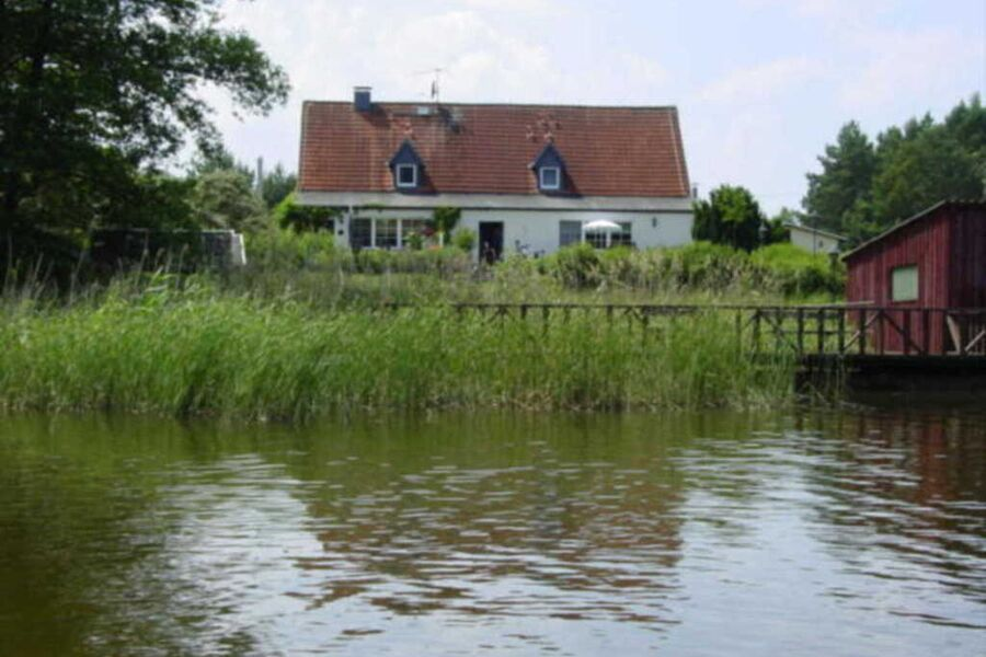 Fischerhaus Pension, Zimmer Seeblick
