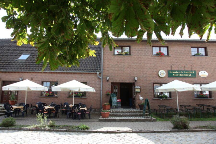 Pension & Gasthof Storchennest (Schurat), Suite Nr