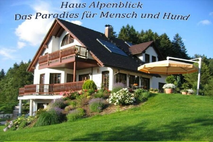 Ab ins Haus Alpenblick*****