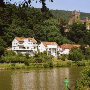 Ferienwohnung Neckarsteinach, Vermieter: G. Posner