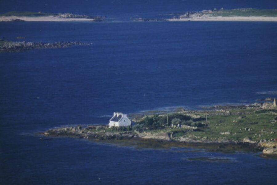 Panorama von Collin Hill (Nordost)