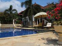 Villa Marakuya, Marakuya - links  Parterre in Lovina - kleines Detailbild