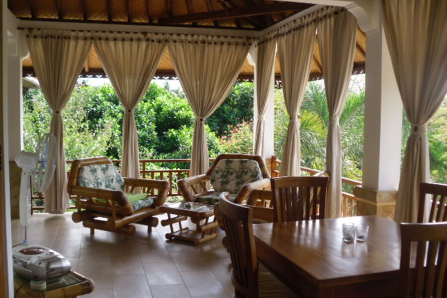 Villa Jakaranda, Villa Jakaranda Parterre