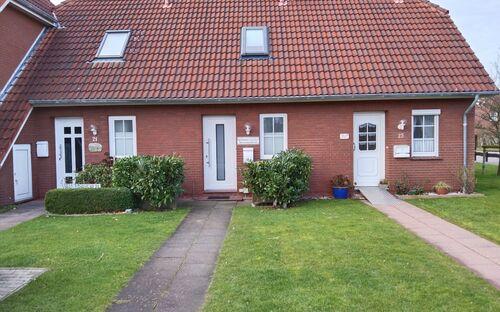 Ferienhaus Deichblick Nessmersiel