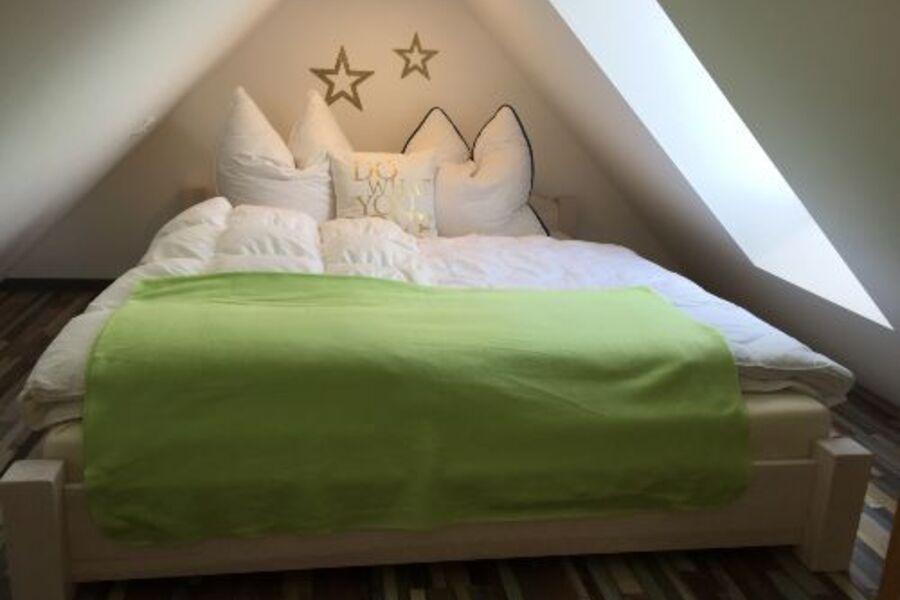Doppelbett: verstellbare Lattenroste