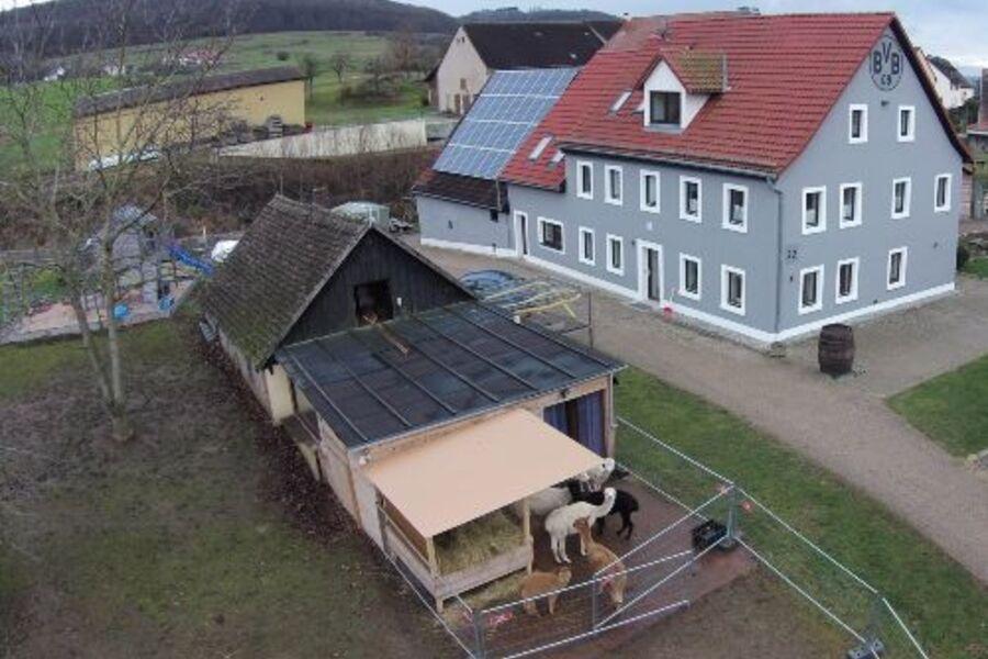 Bösbach Alpakahof