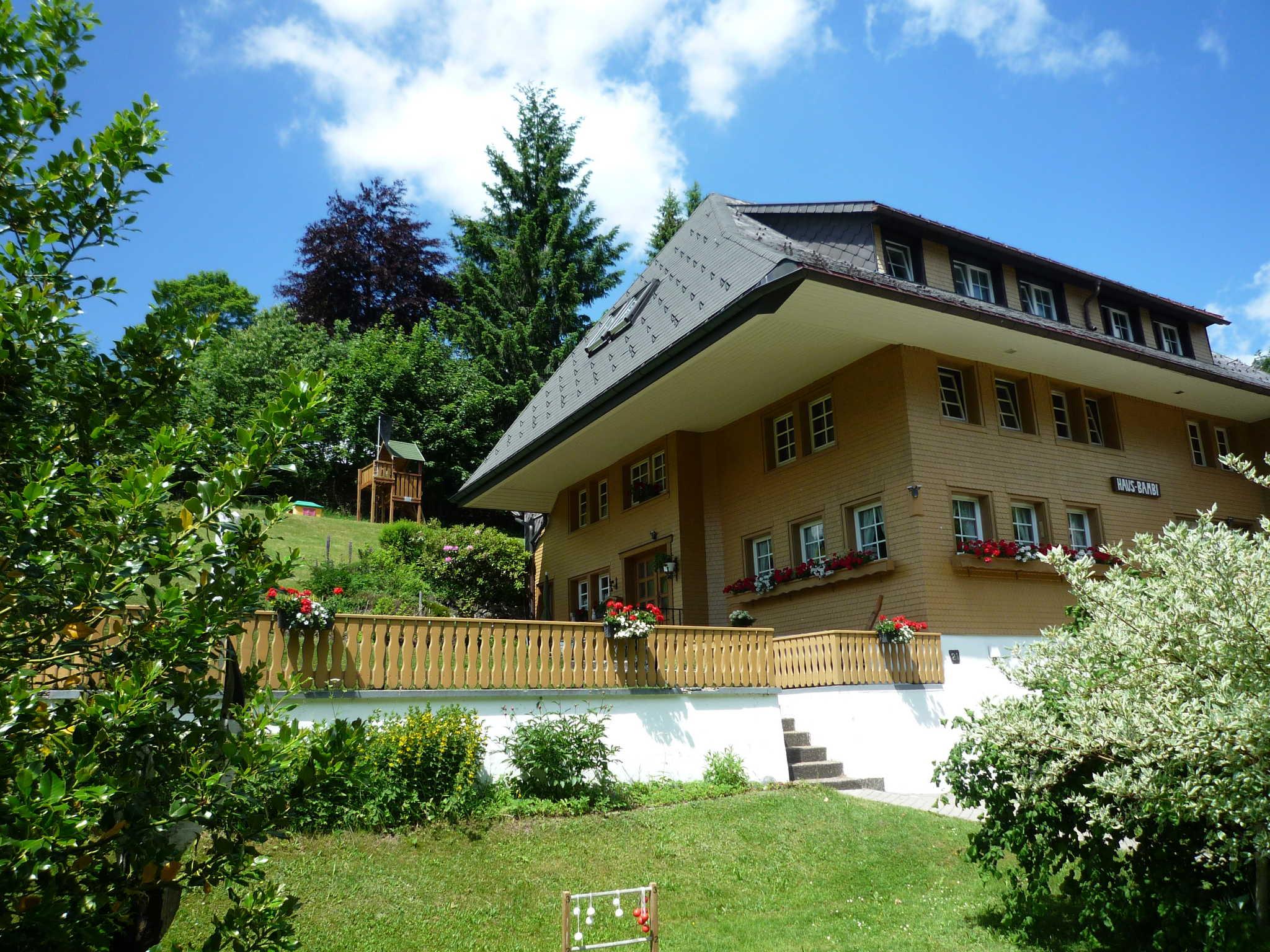 haus bambi in todtnauberg baden w rttemberg fabienne m hl. Black Bedroom Furniture Sets. Home Design Ideas