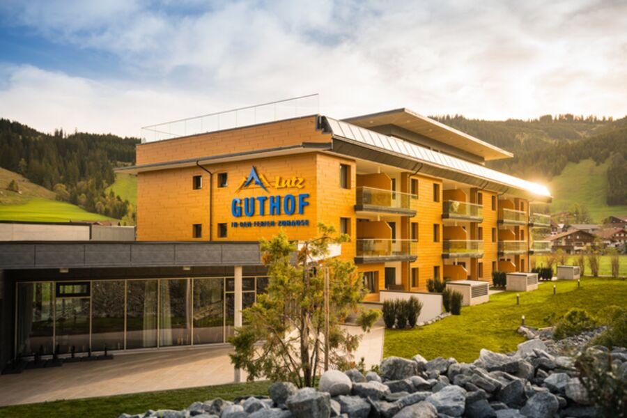 Ferienwohnungen Guthof, Ferienwohnung 'Alpenrose'