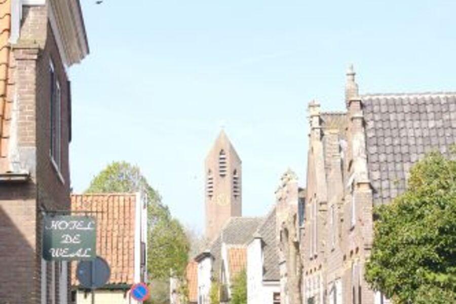Dorfstrasse in De Waal