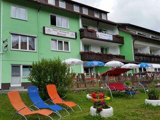 Gruppenferienhaus Hotel-Pension Dressel in Warmensteinach - Deutschland - kleines Detailbild
