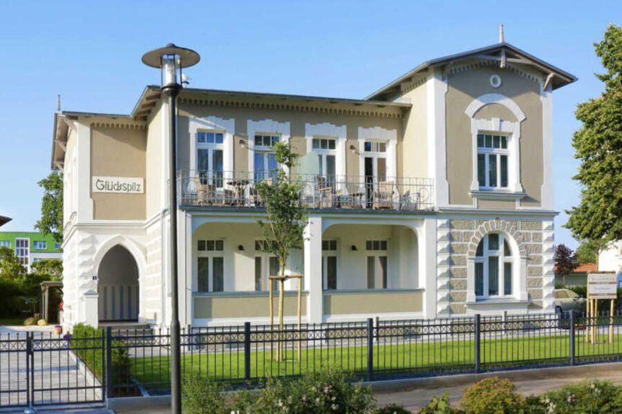Villa Glückspilz, Appartement Meeresbrise