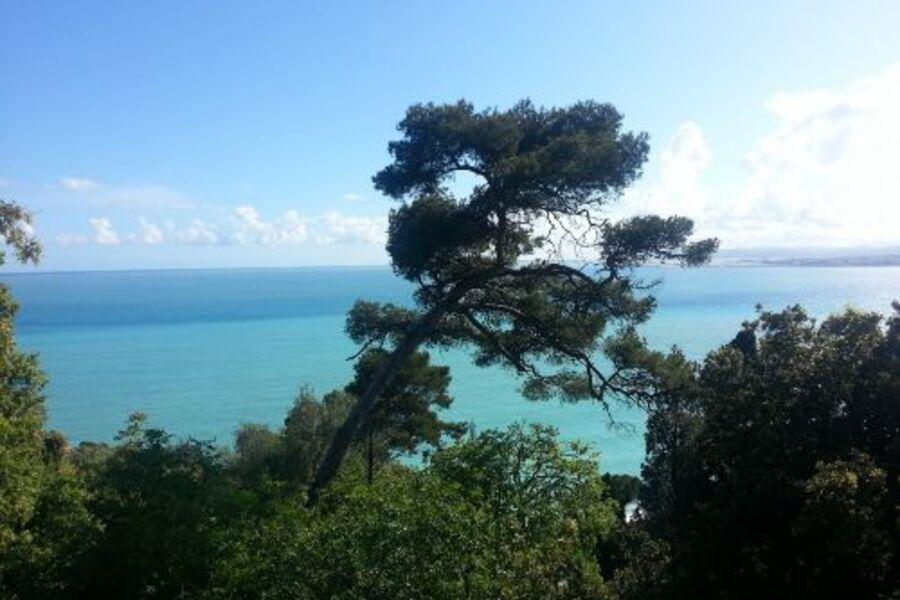Nice und das azurblaue Meer
