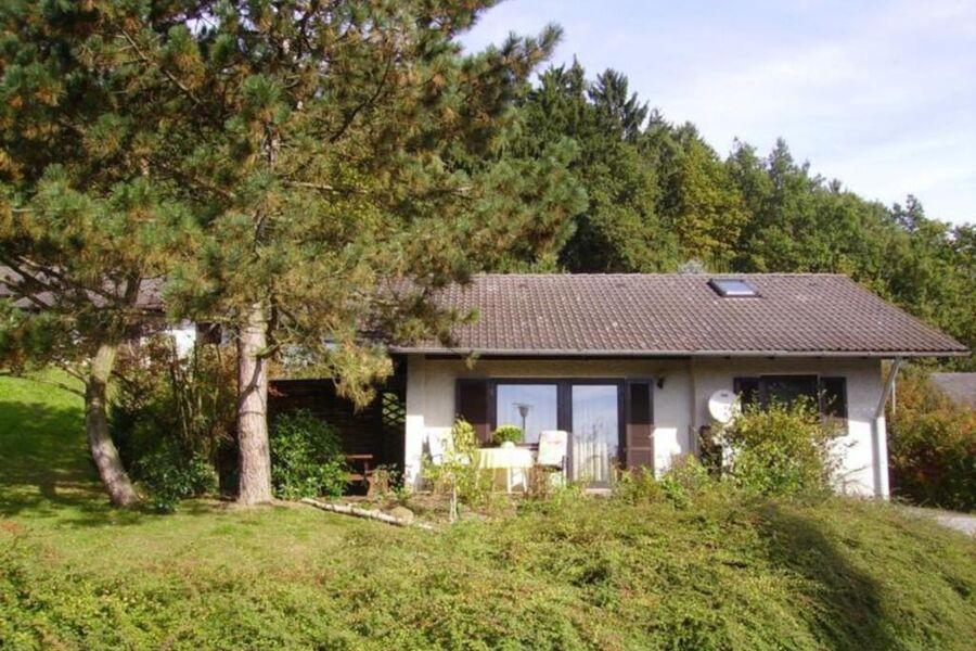 Ferienhaus Meike mit Terrasse
