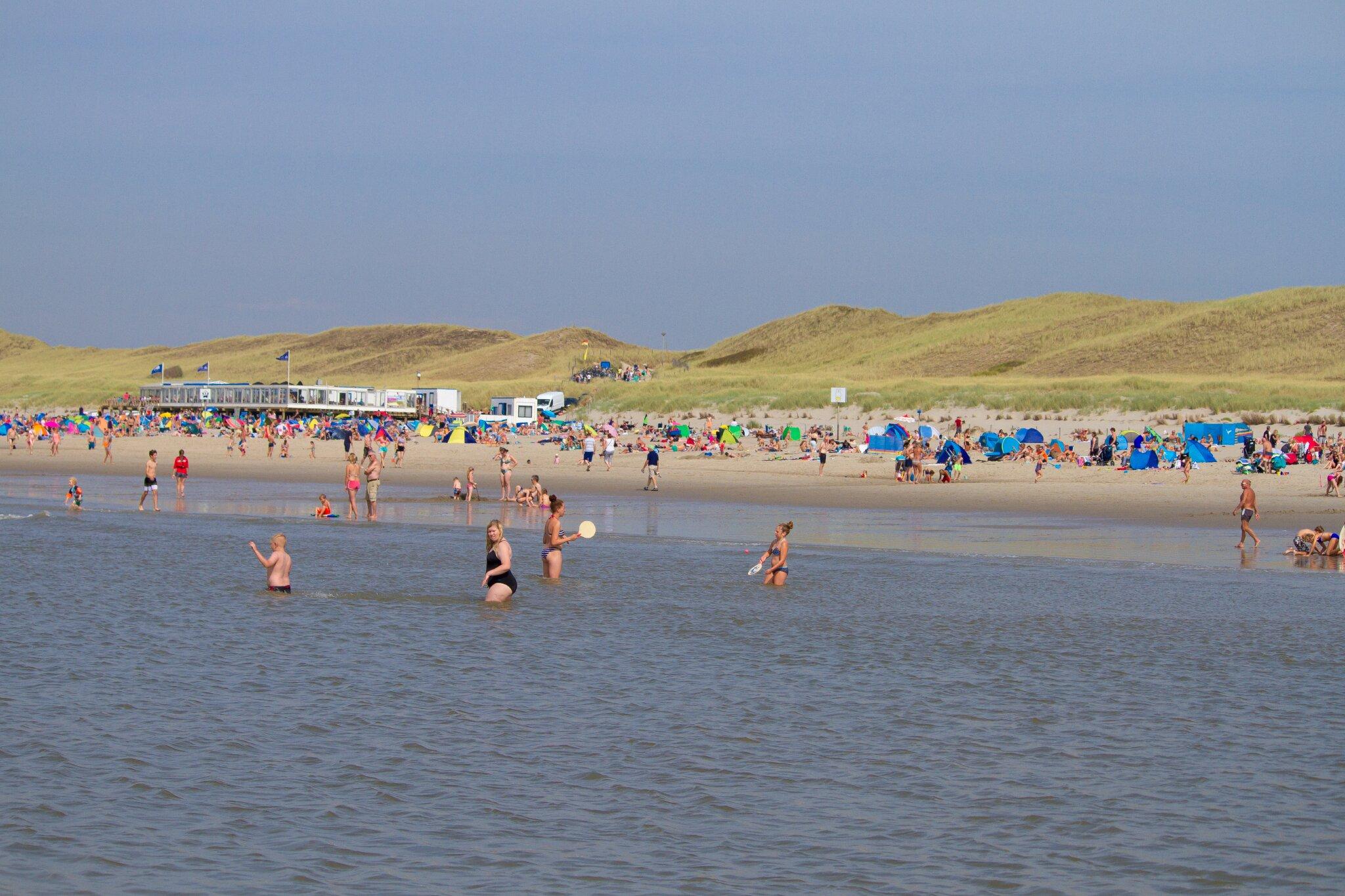 Strand und Meer nur 100 mtr entfernt