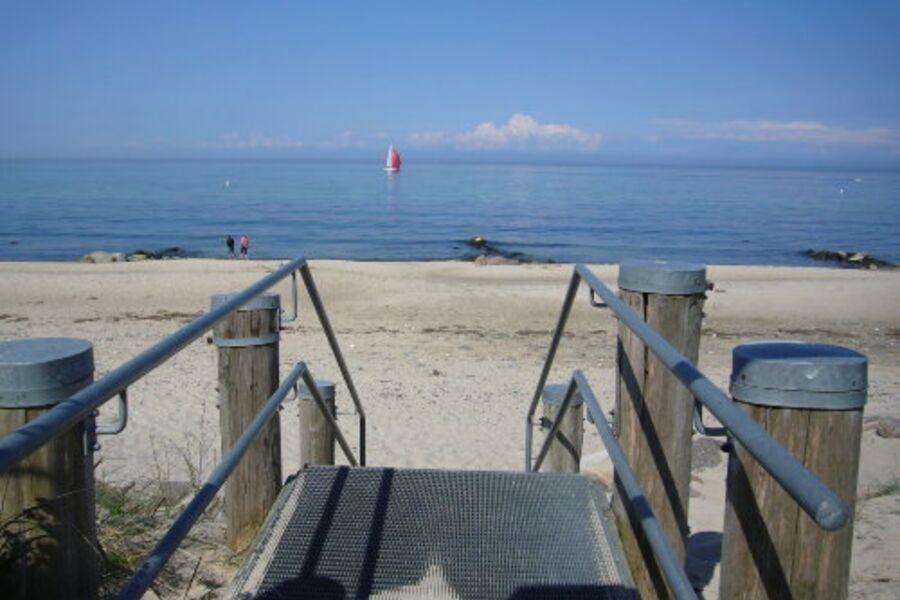 ...direkte Strandzugang gehören...