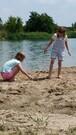 Spielen an der Sprottaer Bucht