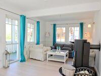 Ferienhaus Stuga, Haus: 110m², 4-Raum, 6 Pers, Terrasse, Garten, Meerblick in Wiek auf Rügen - kleines Detailbild