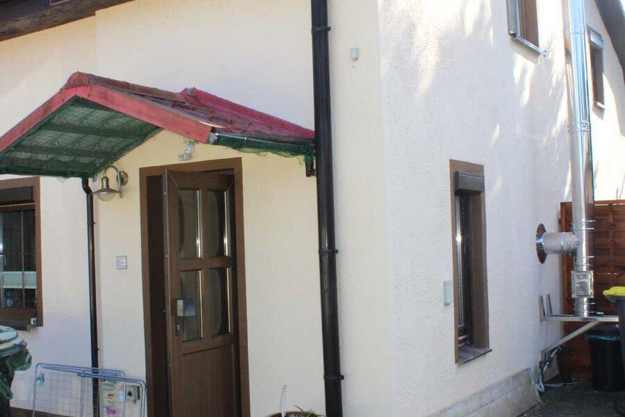 Eingangsbereich außen