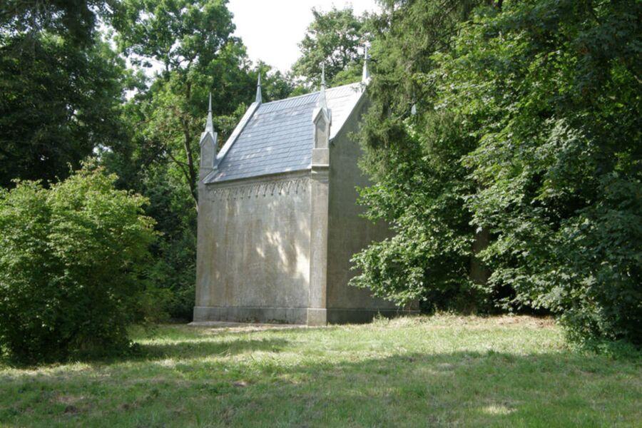 Gutshaus Wietzow, Ferienwohnung 'Am Brunnen'