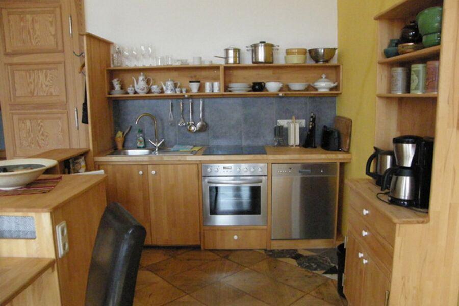 Gutshaus Wietzow, Appartement 'Tollensetal'